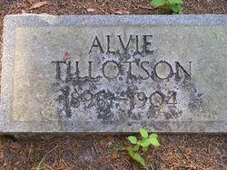 Alvie Tillotson