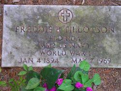 Freddie Tillotson