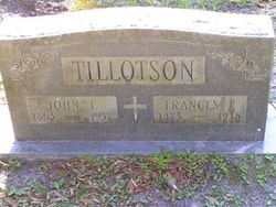 Frances F. Tillotson