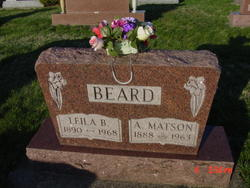 A. Matson Beard