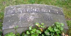 Elisabeth <I>Severance</I> Allen Prentiss