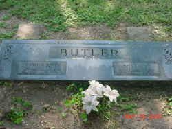 Mittie Emma <I>Copeland</I> Butler