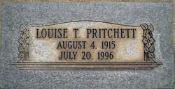 Louise T Pritchett