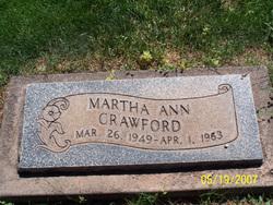 Martha Ann Crawford