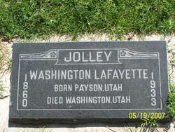 Washington L Jolley, Jr