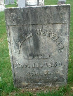 Alfred Wheeler