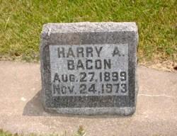 Harry A Bacon
