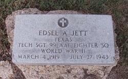 TSGT Edsel A. Jett