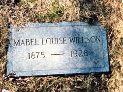 Mabel Louise <I>VanVranken</I> Willson