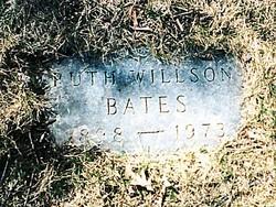 Ruth Joy <I>Willson</I> Bates