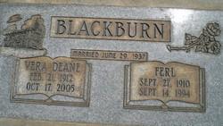 Ferl Blackburn