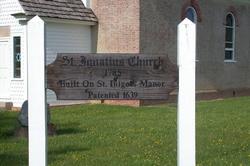 Saint Ignatius Church Cemetery