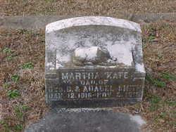 Martha Kate Smith
