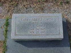 Cathy Louise <I>Smith</I> Danner