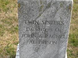 Twin Infant Daus Albertson