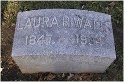 Laura E. <I>Rickard</I> Watts