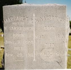 Margaret Randall <I>Lampkin</I> Yarbrough