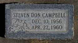 Steven Don Campbell