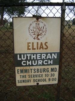 Toms Creek Lutheran Cemetery