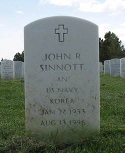 John R Sinnott