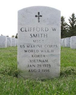 Clifford W Smith