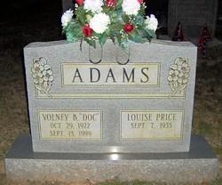 Volney Beckner Adams