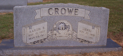 Aaron R Crowe