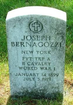 Joseph Bernagozzi