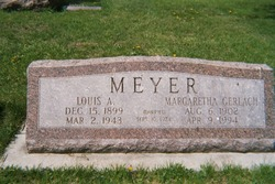 Louis Alfred Meyer