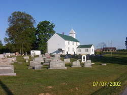 Antioch Christian Church Cemetery