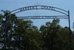 Warrens Chapel Methodist Church Cemetery