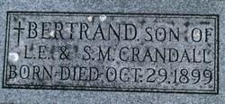 Bertrand Crandall
