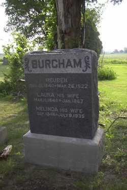 Laura Malinda <I>Stone</I> Burcham