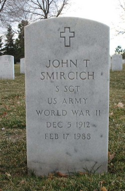 John T Smircich