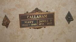 Mary A <I>Fronce</I> Callaham