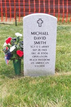 Sgt Michael David Smith