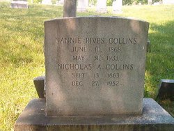 Nicholas Arrington Collins