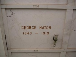 George Hatch