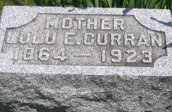 "Louretta Ella ""Lulu"" <I>Dunham</I> Curran"