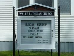 Walle Lutheran Church Cemetery