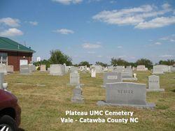 Plateau United Methodist Church Cemetery