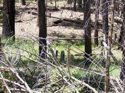 Hangman Trail Burial Ground