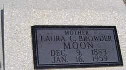 Laura Catherine <I>Barnes</I> Moon