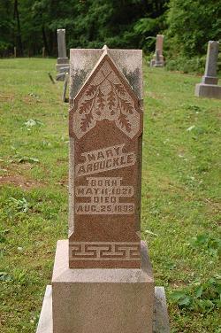 Mary <I>Fields</I> Arbuckle