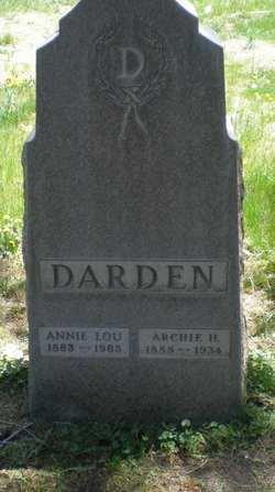 Archie Hendricks Darden
