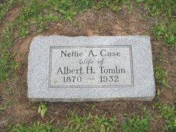 "Amanda Lunetta ""Nettie"" <I>Case</I> Tomlin"