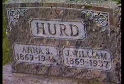 Sarah Anna <I>Peninger</I> Hurd