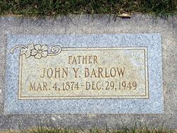 John Yeates Barlow