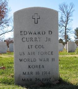 Edward D Curry, Jr