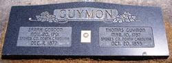Sarah <I>Gordon</I> Guymon